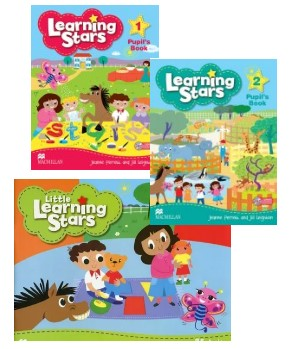 Learning stars books