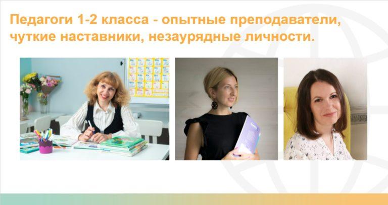 педагоги школа